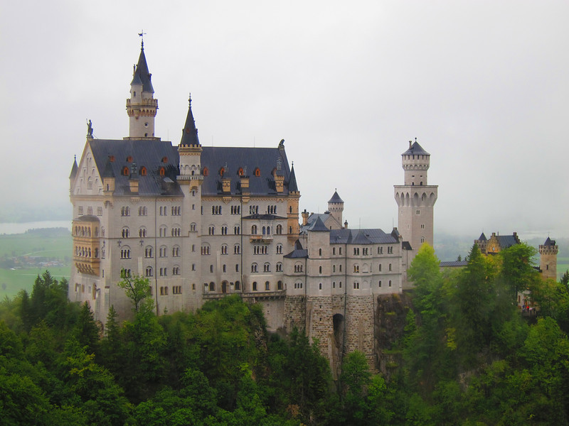 Neuschwanstein Castle 2