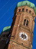 Germany - Bavaria - Munich - Frauenkirche tower