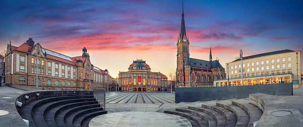 Chemnitz Germany.