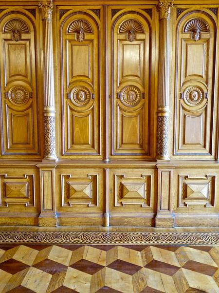 Schwerin Palace Floor