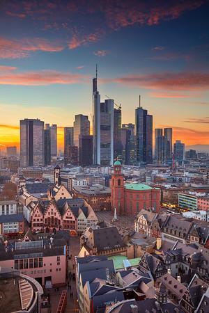 Frankfurt am Main, Germany.