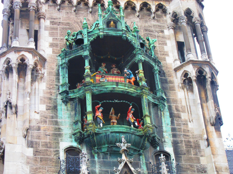 Munich Clock