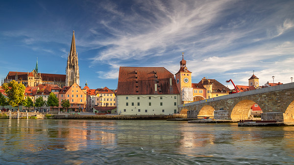 Regensburg, Germany.