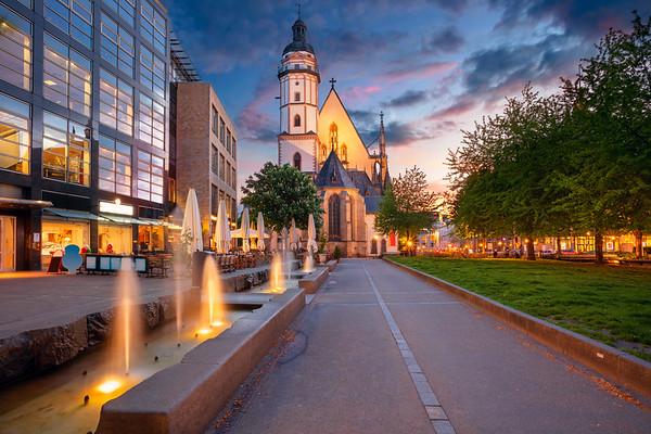 Leipzig, Germany.