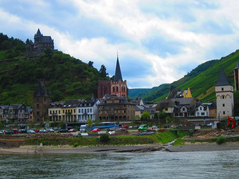 Rhine Boat Ride