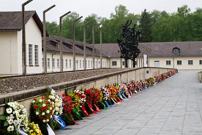 International Memorial Dachau Concentration Camp Dachau, Germany