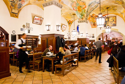 Hofbräuhaus Munich, Germany