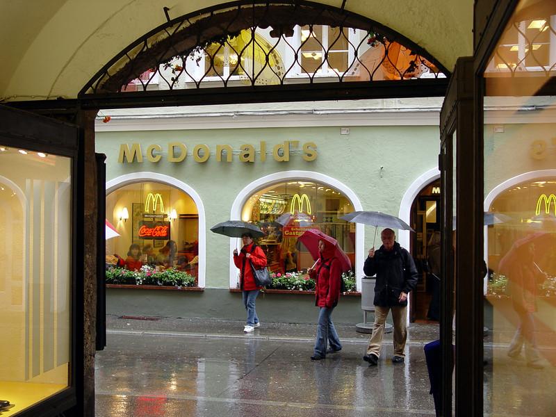 Salzburg historic district