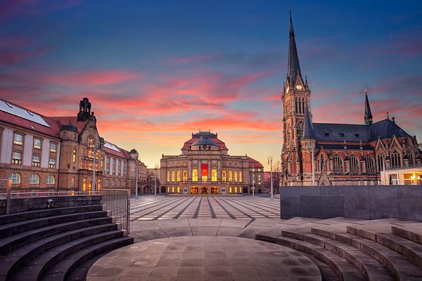 Chemnitz, Germany.