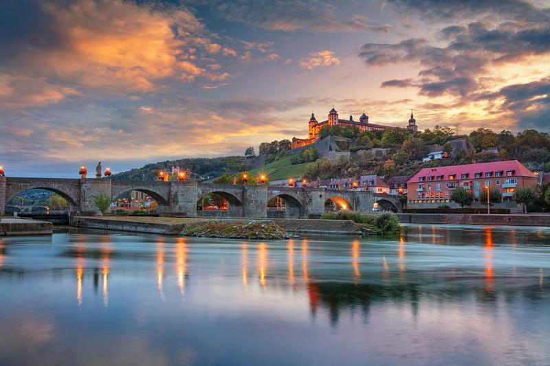 Wurzburg, Germany.
