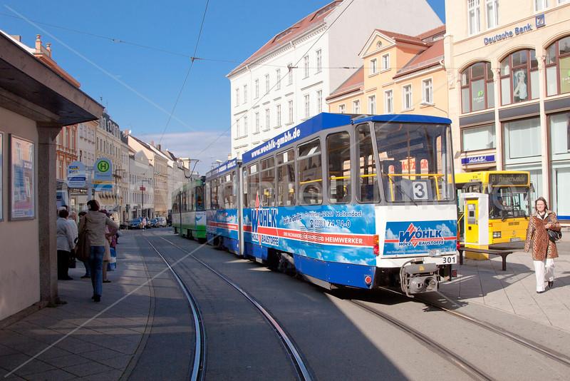 Downtown Gorlitz