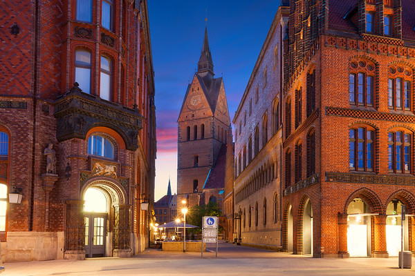 Hannover, Germany.