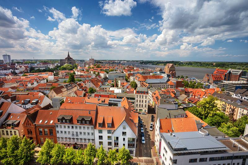 Rostock, Germany.