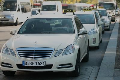 Berlin taxis