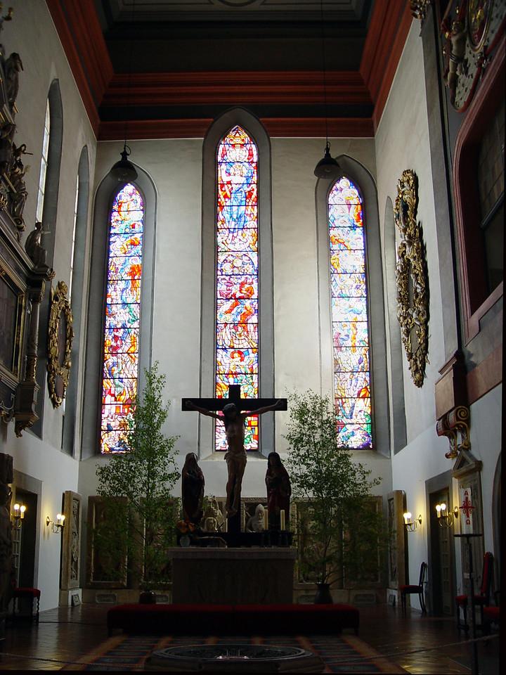 St George's, Eisenach