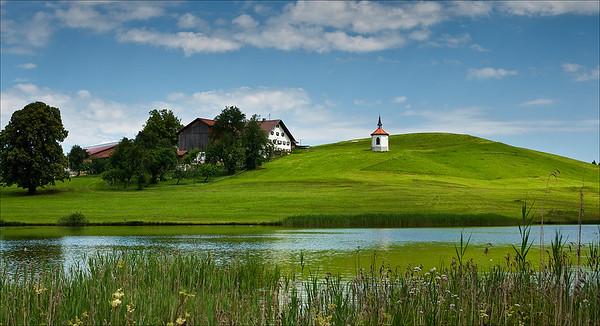 Bavarian Scene