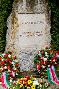 Denket Daran Wie Wir Hier Starben (Remember How We Died) Dachau Concentration Camp Dachau, Germany