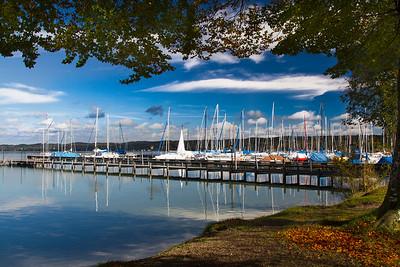Lake Starnberg Marina