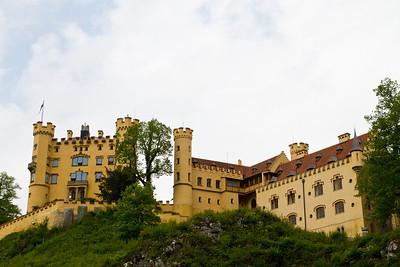 Hohenschwangau Castle Schwangau, Germany