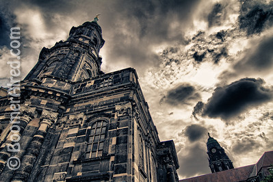 Church of Our Lady. Dresden, Germany.