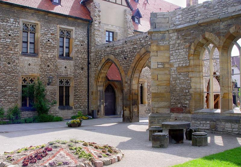 Erfurt monastery