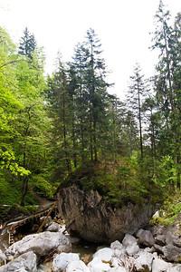 Pöllat Gorge Schwangau, Germany