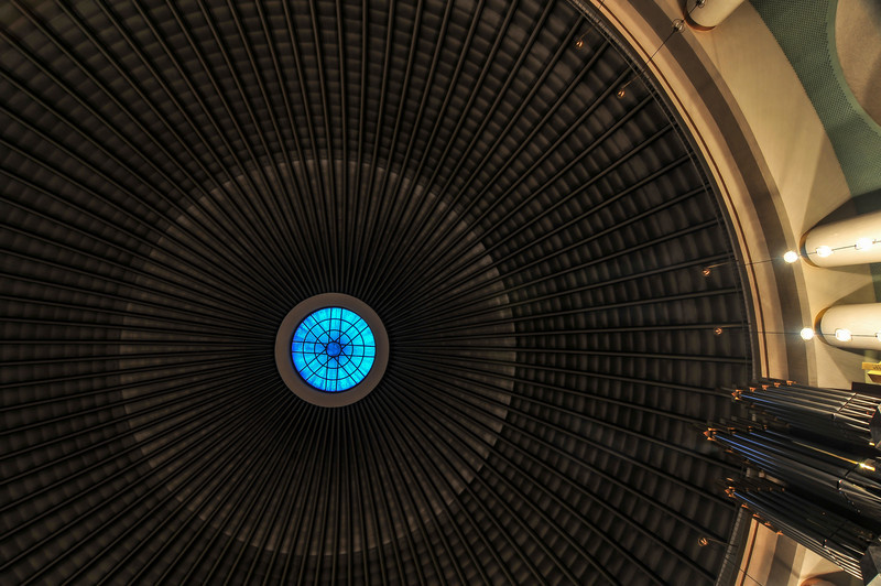Dome of Saint Hedwig's Cathedral