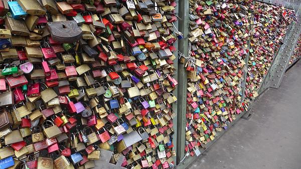 Love Locks! Koeln