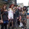 Zombie attack in Amsterdam