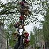 Love locked bridge! Amsterdam