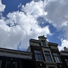 Clouds in Amsterdam