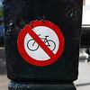 No bikes in Amsterdam?