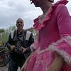 Zombi meets steampunk? Amsterdam