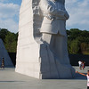 The Just opene Martin Luther King Memorial