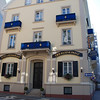 """Front of the hotel. It was namd after a French story  """"The Little Prince"""""""