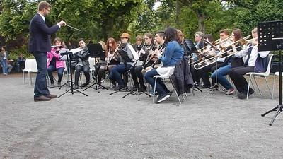 music festival in Grugapark