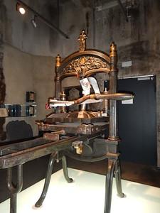 Guttenburg press