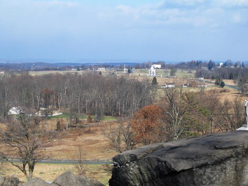 Gettysberg Dec 05 17