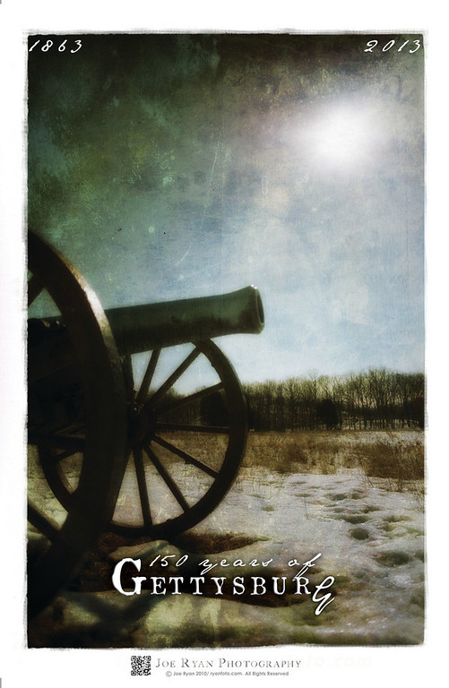 "This is only available as a 11x17 poster ""In honor of the upcoming 150th anniversary of the Battle of Gettysburg""  Click on the <a href=""http://www.ryanfoto.com/Store/store/14911949_DzjwE"">STORE</a> link above to order direct"