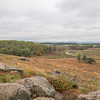 View from Little round Top looking Southwest