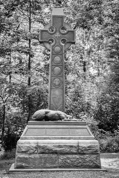 Irish Brigade Monument - Gettysburg