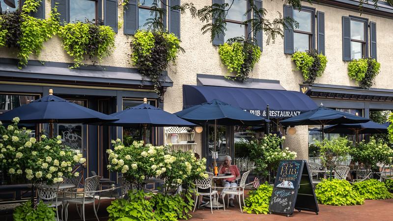 The Pub Patio - Gettysburg