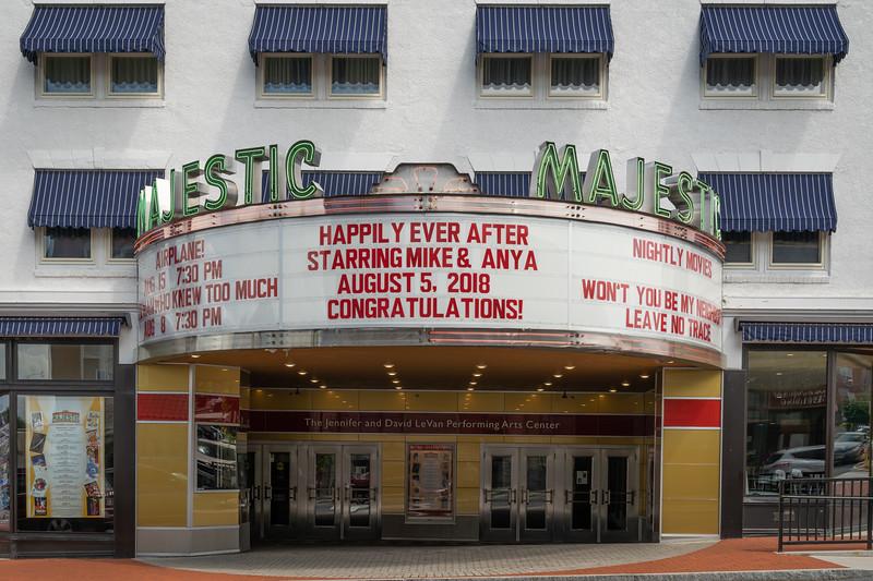 Majestic Theater - Gettysburg, PA