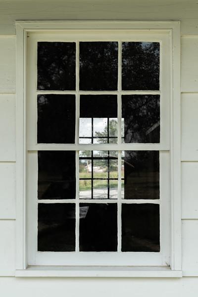 Gettysburg Farmhouse Window