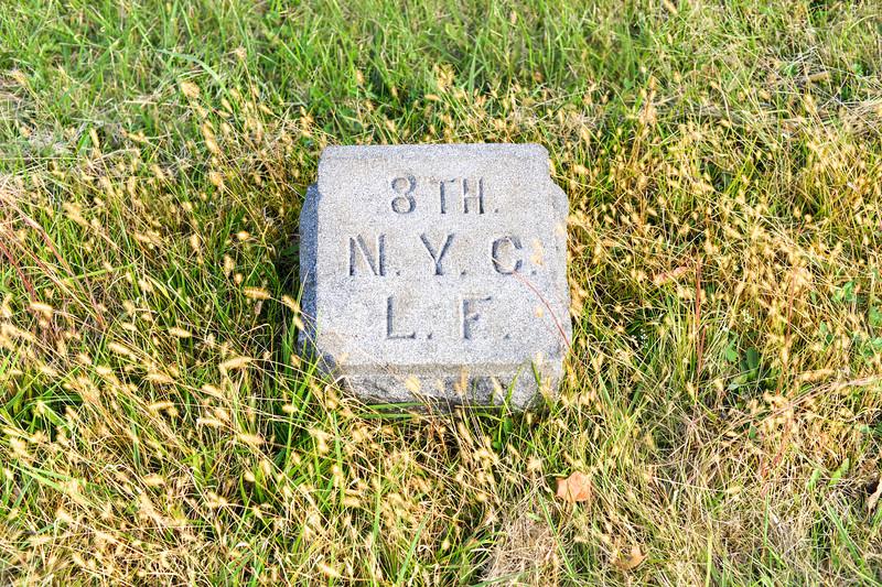 New York Cavalry  Monument, Gettysburg, PA