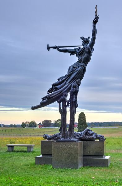 Louisiana Memorial Monument, Gettysburg, PA