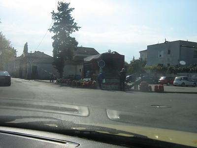 Gevgelija to Thessalonika 2011