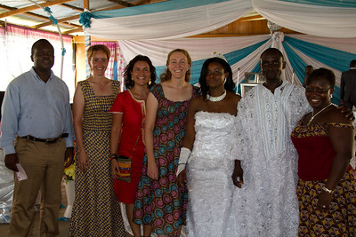 Benee, Steffi, Nela, Michelle, Diana, Sarfo, and a friend