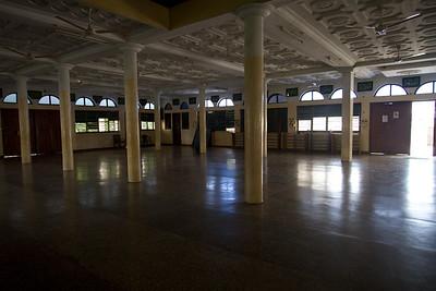 men's prayer area (first floor)
