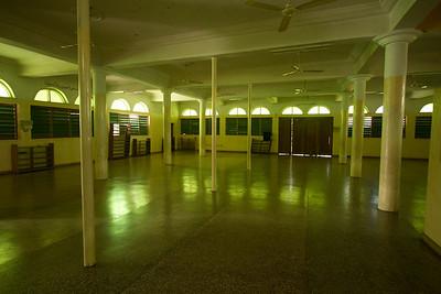 women's prayer area (second floor)